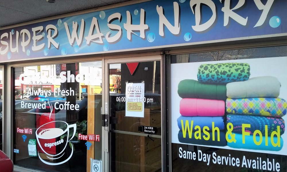 Super Wash N Dry Coin Laundry Get Your Laundry Done Cleaner And Faster At A Lowest Price